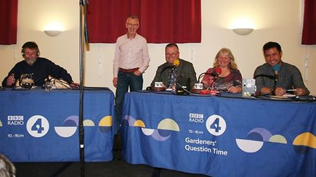 Harpenden Gardening Society host numerous talks annually, and have previously hosted BBC Radio 4's G