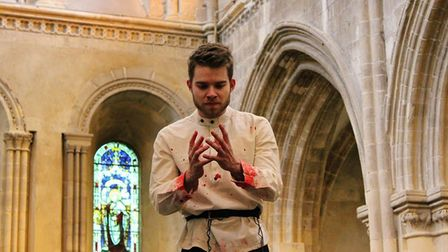 Theatre company This Is My Theatre brings its production of Macbeth to Cambridge this October. Pictu