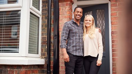 Buying your first property can be an exciting but daunting time. Picture: Getty