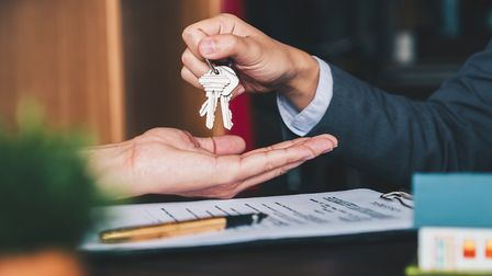 A good estate agent can help you secure a property for a good price. Picture: Getty
