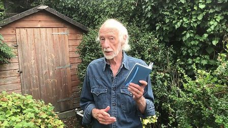 Roger McGough performed for Royston Arts Festival 2020. Picture: Roger McGough