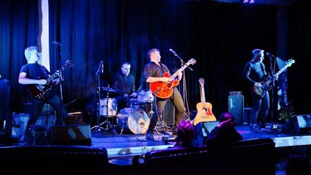 The Steve Winch & The Inception performed at Royston MusicFest. Picture: Royston Arts Festival