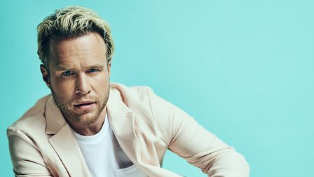 The Jockey Club Live present Olly Murs at Newmarket Racecourses on Friday, July 30, 2021. Picture: s
