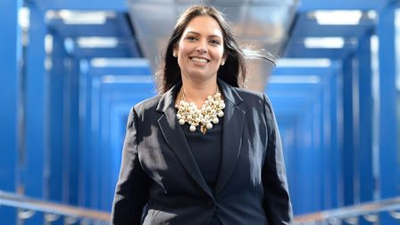 Priti Patel, pictured here in 2016, has been appointed to Boris Johnson's cabinet. Pictuer: Stefan R