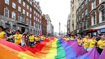 James Ball discusses his own experience of hate crime and how the pride movement has become politica