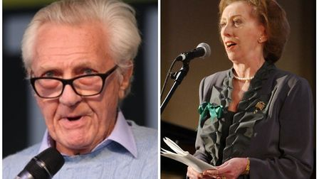 Michael Heseltine, left, and Margaret Beckett, right, have joined forces. Picture: Archant