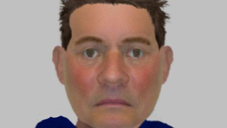 Police have released an e-fit of a man they would like to speak to in connection with an indecent as