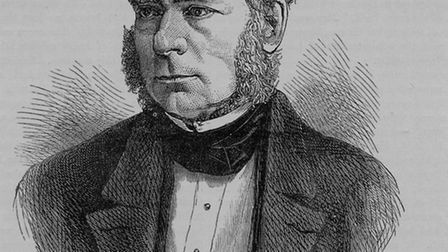 Sir Henry Bessemer, as he appeared in Illustrated London News in 1875
