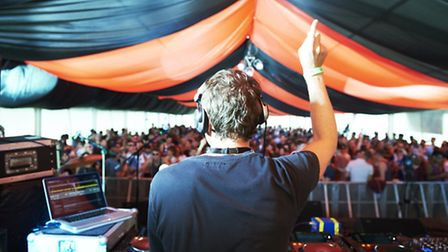 The Eastern Electrics Festival last year [Picture: Marc Sethi]