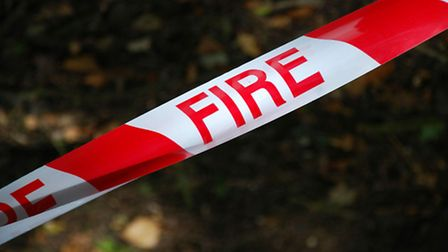 Fire crews called to derelict factory in Letchworth
