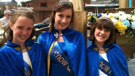 Dunmow's Carnival Court for 2012.