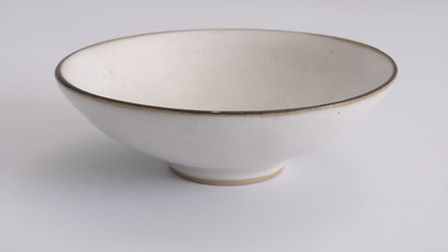 The bowls made by Lucie Rice nearly £9,000.