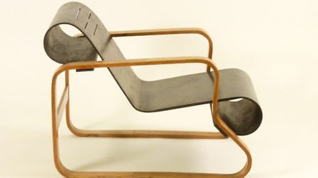 This Alvar Aalto chair sold for £7,800.