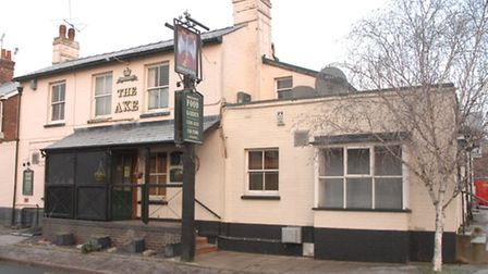 The Axe pub on Ashdon Road has a new owner.