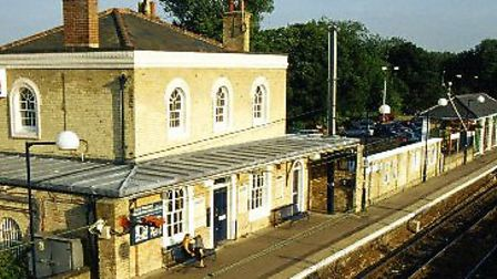 Audley End Station