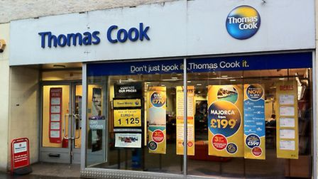 Thomas Cook is not closing any stores in Comet country
