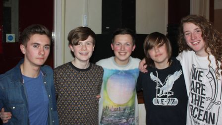 The Masquerade won the Battle of the Bands for the second time