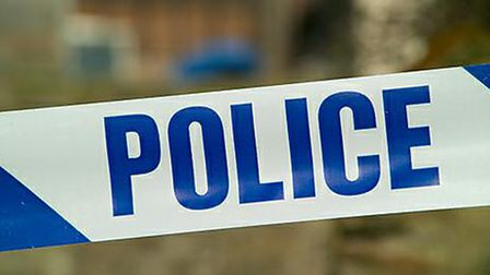 Police are investigating an armed robbery at a Stevenage newsagent