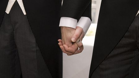 Readers have been writing in about the gay marriage vote. Getty Images/Stockphoto