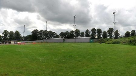 Hitchin Town FC is in discussions over the lease