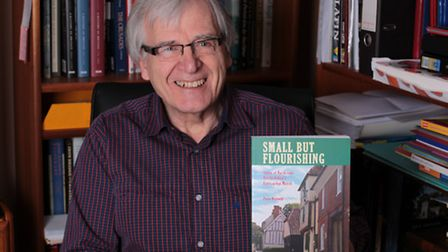 Peter Bysouth has written a book on the changing world of 19th century business communities in Ashwe