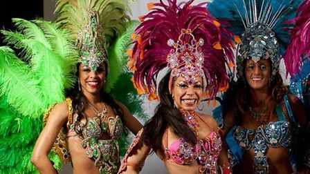 More than 130 guests enjoyed the St Clare Rio carnival Ball held at the Radisson Blu Hotel in Stanst