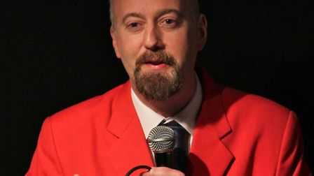 Paul B Edwards is celebrating 20 years of the Lastminutecomedy Club next week