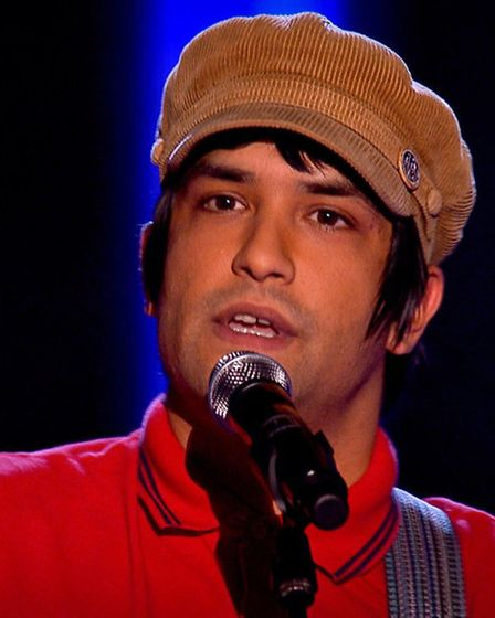 Nadeem Leigh is appearing on The Voice tonight