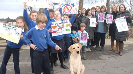 A campaign has been launched to rid Uttlesford's streets of dog mess.
