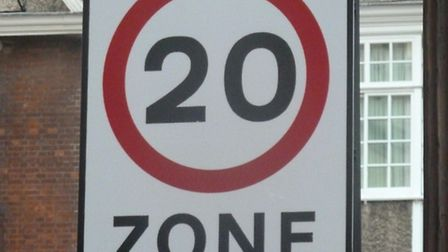 Councillors are calling for 20mph zones