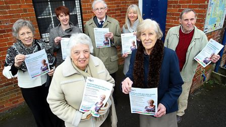 Age UK Essex, Uttlesford CVS, Uttlesford Older People's Forum and Felsted Friendship Club join force