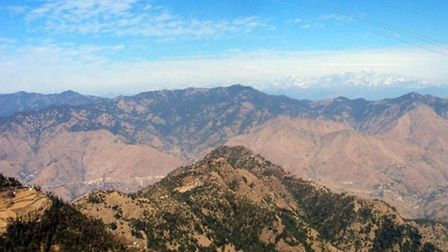 Pri Bamford grew up in the foothills of the Himalayas, in the small idyllic town of Mussoorie in nor