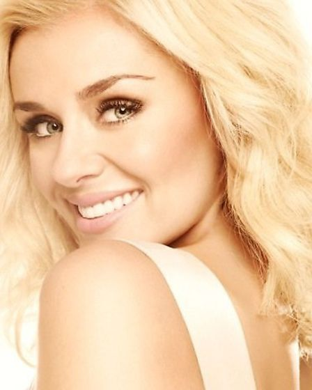 Welsh beauty Katherine Jenkins will be returning to Audley End for the closing night of the summer c