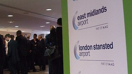 New MAG board at Stansted for stakeholder reception