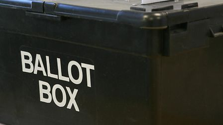 Voters go to the polls today.