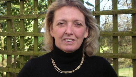 Susan Barker, the Conservative councillor for Dunmow.