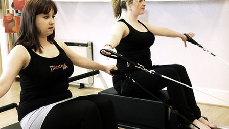 The Pilates Pod in Hitchin