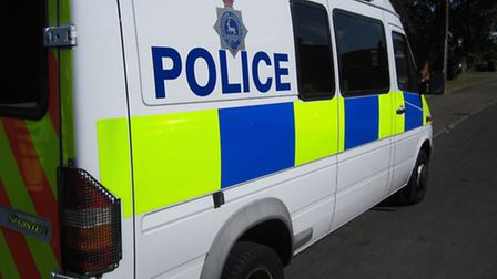 Police were called to Arlesey Road in Ickleford this morning