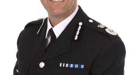 Jim Barker-McCardle stood down on Friday after 32 years in the police force.