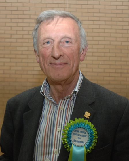 Independent WeAreResidents.org candidate John Lodge was victorious in the Saffron Walden division in