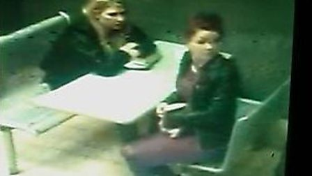 A CCTV image released by Herts Police