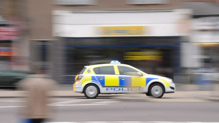 Police are appealing for information after a woman was robbed in Letchworth