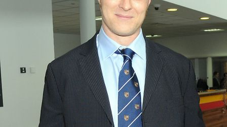Geraint Edwards, acting head at Marriotts School, will be moving to The Priory School in September