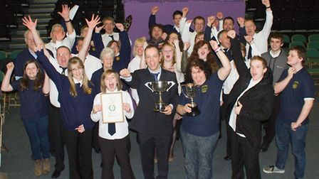 Hitchin Band have continued their winning streak