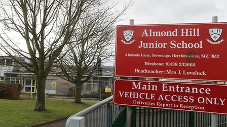 Plans to expand Almond Hill Junior School in Stevenage have had a mixed response