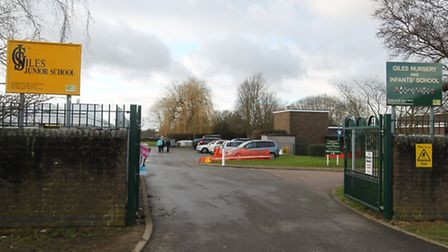 If the proposals get the go-ahead, 30 extra pupils will start at Giles Infant and Nursery School in