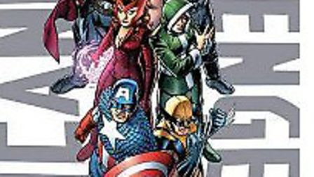 Uncanny Avengers: The Red Shadow