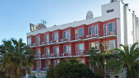 Teix Hotel, Magaluf (Picture: Google)