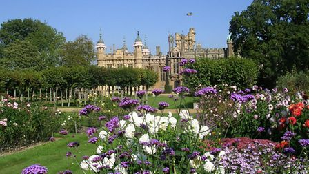 Father's Day at Knebworth House