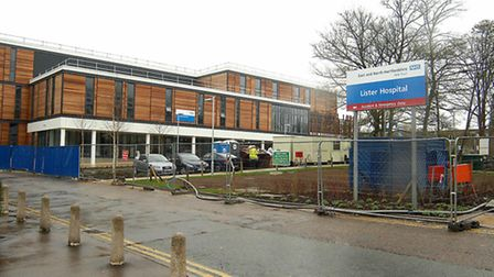 The Surgicentre at Lister hospital